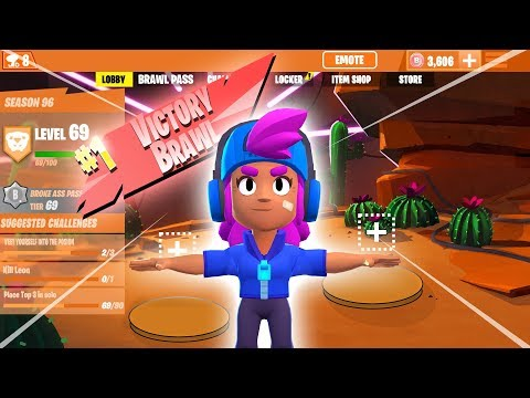 IF Epic Games Made Brawl Stars (Remastered)