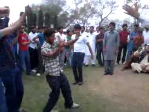 University of Sargodha Dance in Islamabad on Trip Commerce