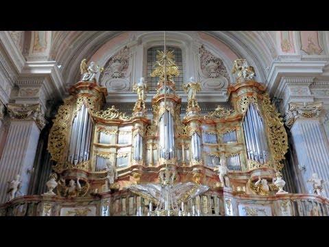 St. Anne's Church, Warsaw, Masovian, Poland, Europe