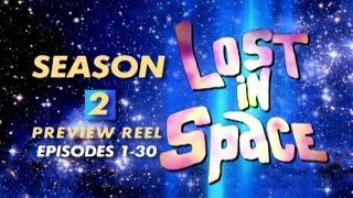 LOST IN SPACE Season 2 PREVIEW REEL