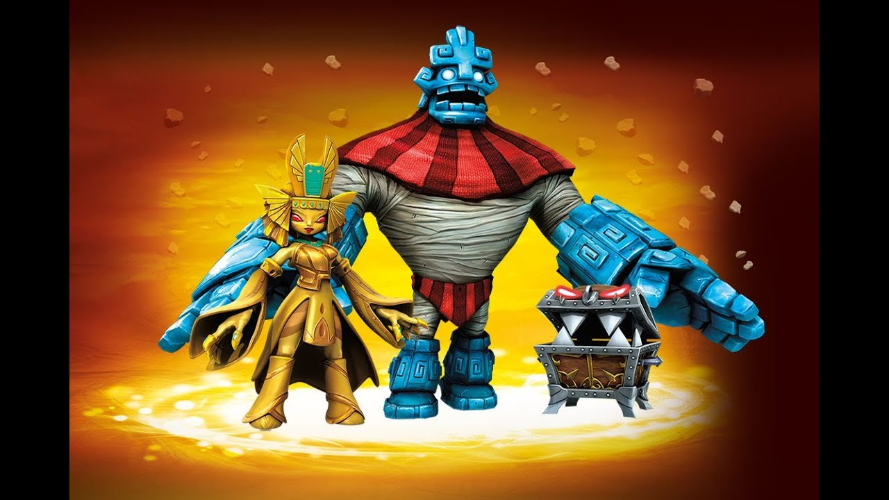 Favorite Earth Villains In Skylanders: Trap Team + Battle ...