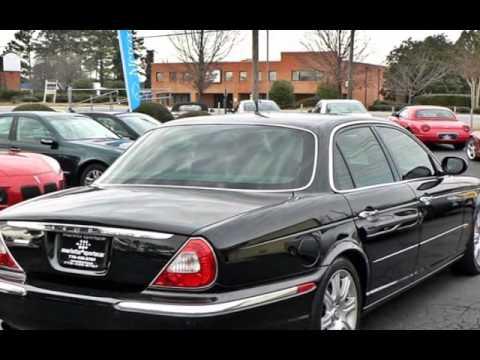 2004 Jaguar XJ8 Vanden Plas for sale in Marietta, GA  YouTube