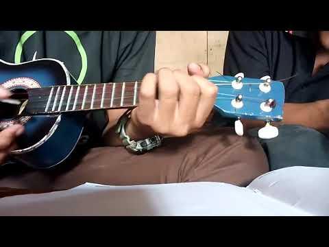 Cara Mudah Belajar Intro Lagu Hukum Rimba Cuma 2 Menit Aja Bro!!!!!