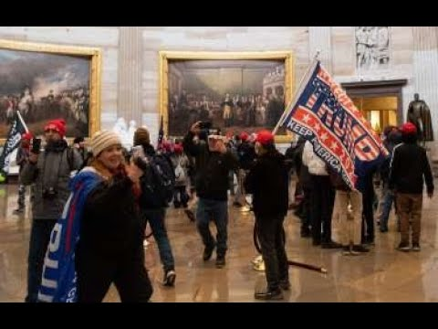 Capitol Rioter BEGS Judge To Let Her Take FANCY Mexican Vacation