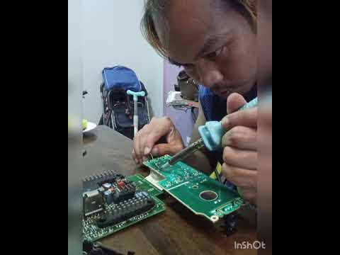 Mercedes w202 climate fan speed control repair