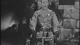 Cesare Siepi sings O tu Palermo!