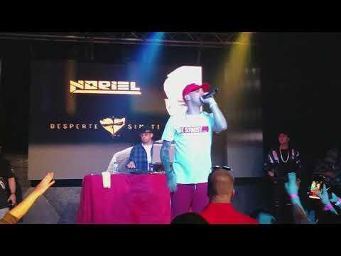 Noriel - Quieres Enamorarme ( En Vivo Chicago )