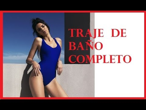 de2d5346cadf COMO HACER UN TRAJE DE BAÑO COMPLETO CON PATRÓN