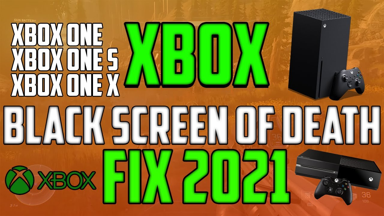 Xbox One 100 Fix For Black Screen Of Death 2015 2016