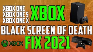 Xbox One 100% Fix for Black Screen of Death 2015