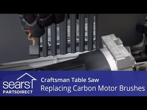 Skil Table Saw Repair – How to Replace the Motor Brushes