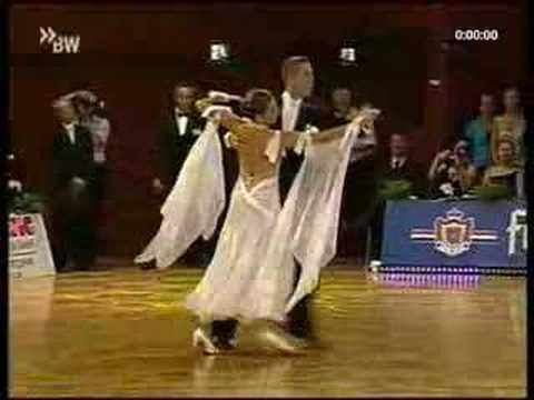English Waltz - German Open Championships 2006