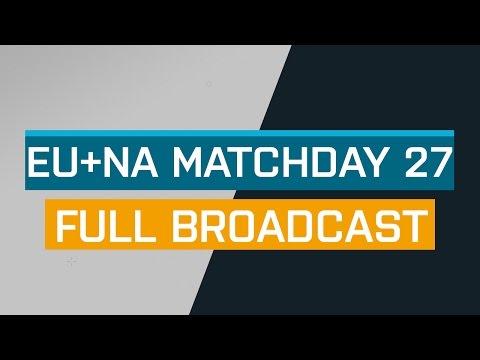 Full Broadcast - EU NA Matchday 27 - EPL S5 - Mouz Na'Vi | VP LDLC | Rush CLG | coL Misfits