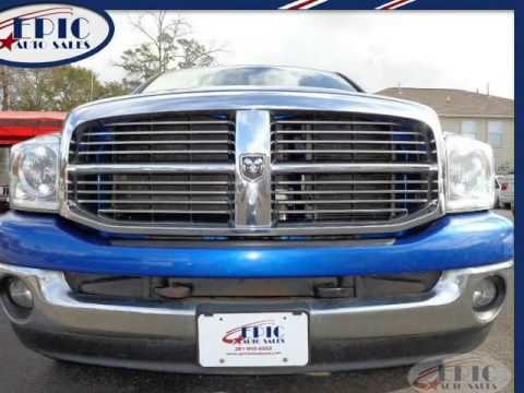 2008 Dodge Ram 1500 HEMI 2WD Quad Cab (Cypress, Texas)