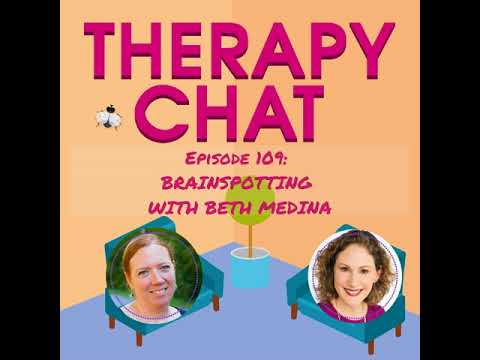 109: Brainspotting with Beth Medina