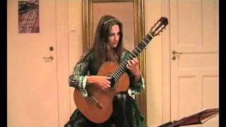 Karin Mikara - Whiskey You´re the Devil - Arr. David Russell