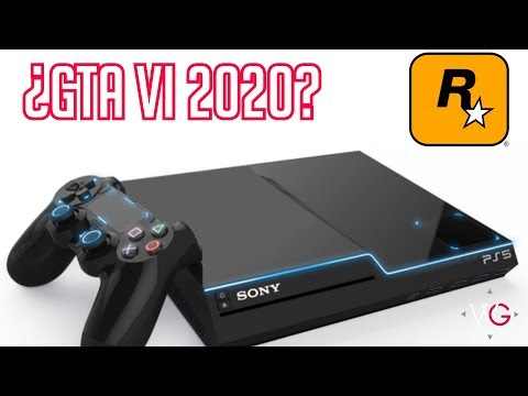 PLAYSTATION 5 2020 nueva Generación según TAKE TWO! ¿GTA 6?