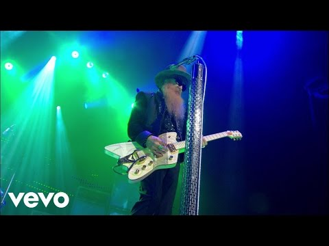 ZZ Top – Sharp Dressed Man (Live)
