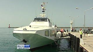 Грузия возобновляет морское сообщение между Батуми и Сочи