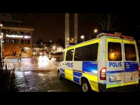 Farage: Sweden's not being 'factually correct' on refugee crime