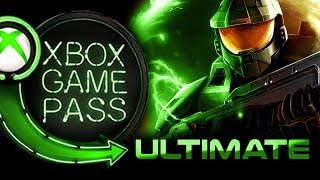 Xbox Game Pass ULTIMATE Revealed | The Ultimate Xbox Live Gold  Experience - Xbox Update