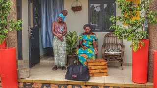 The food exchange programme. Kansiime Anne. African Comedy