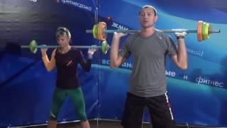 видео Мощнейшая 30-ти минутная тренировка в домашних условиях с Реутовым Михаилом!