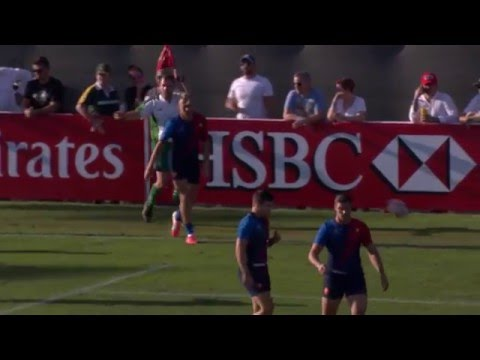 2015 Emirates Airline Dubai Rugby Sevens -  International U19s
