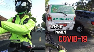 #22 Escorting Ambulance Covid-19    GIANYAR
