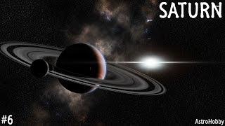 PLANETY Układu Słonecznego #6 - Saturn
