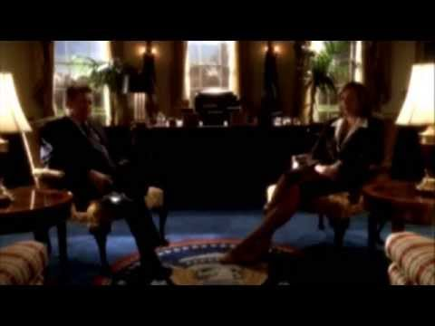 The West Wing 3x07 -  Crossing a line