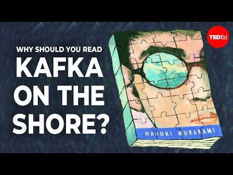 """Video image: Why should you read """"Kafka on the Shore""""? - Iseult Gillespie"""