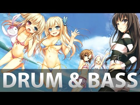 ☆ Drum 'n Bass Mix #4 - Uplifting / Good Feeling Music ☆