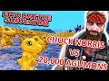 1 Chuck Norris vs 20,000 Agumons - Ultimate Epic Battle Simulator