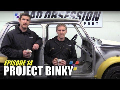 Project Binky - Episode 14 - Austin Mini GT-Four - Turbocharged 4WD Mini