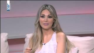 Bte7la Elhayet - Episode 110 - بتحلى الحياة -  لاعب كرة السلة امير سعود