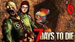 7 Days To Die Alpha 15 Как найти клад 6