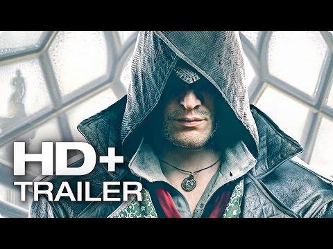 ASSASSINS CREED SYNDICATE Trailer German Deutsch (HD+) 2015