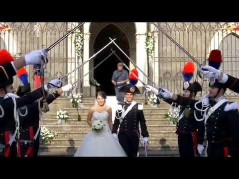 """Matrimonio Carabiniere in Grande Uniforme - Daniele e Federica - Patrizia Paparo """"La Foto Moderna"""""""