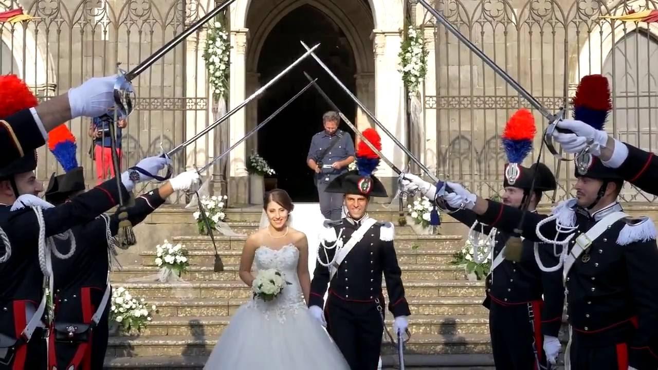 Matrimonio In Alta Uniforme : Matrimonio carabiniere in grande uniforme daniele e