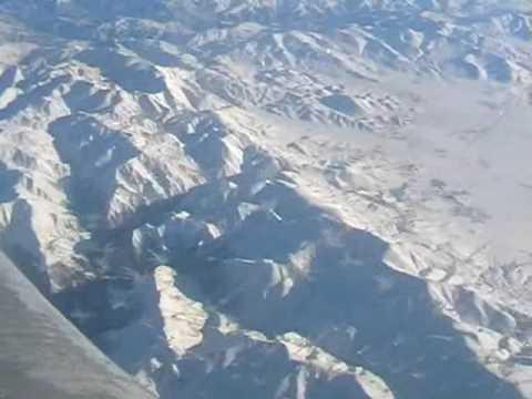 Арарат с самолёта