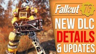 Fallout 76 News - New PvP Mode, Player Vendors, Bans Update, Nukes Broke