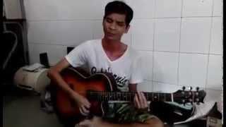 Xin Trả Lại Thời Gian - Văn Hậu ( Khiếm Thị ) Vua Hat Vua Dan Guitar Cuc Hay