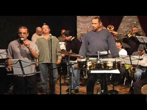 The Giants of Latin Jazz Perform in the LP Studio