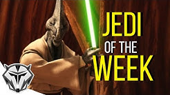 """Dinosaur Jedi"" Coleman Trebor | Jedi of the Week"