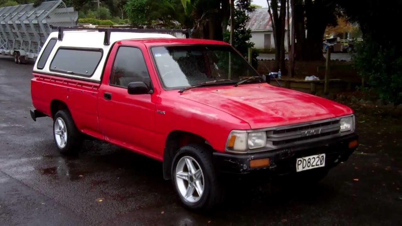 Kelebihan Kekurangan Toyota Hilux 1990 Murah Berkualitas