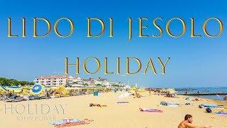 Italien Lido di Jesolo 2015 ( 4K Resolution ) Holiday Part 1