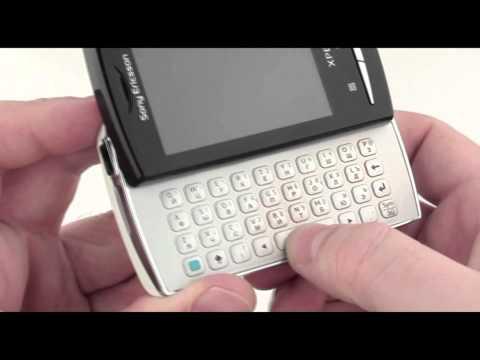 Обзор телефона Sony Ericsson Xperia X10 mini pro от Video-shoper.ru
