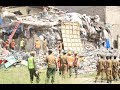 Survivor searches for son, nephew after Embakasi building collapse