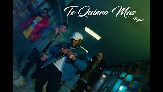 TE QUIERO MAS (REMIX) - Nelly Nelz ❌ Dowba Montana ❌ Lito Kirino ❌ Menor Bronx (VIDEO OFICIAL)